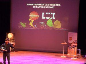 Congres Participatiewet. Driestroom & LUX Nijmegen